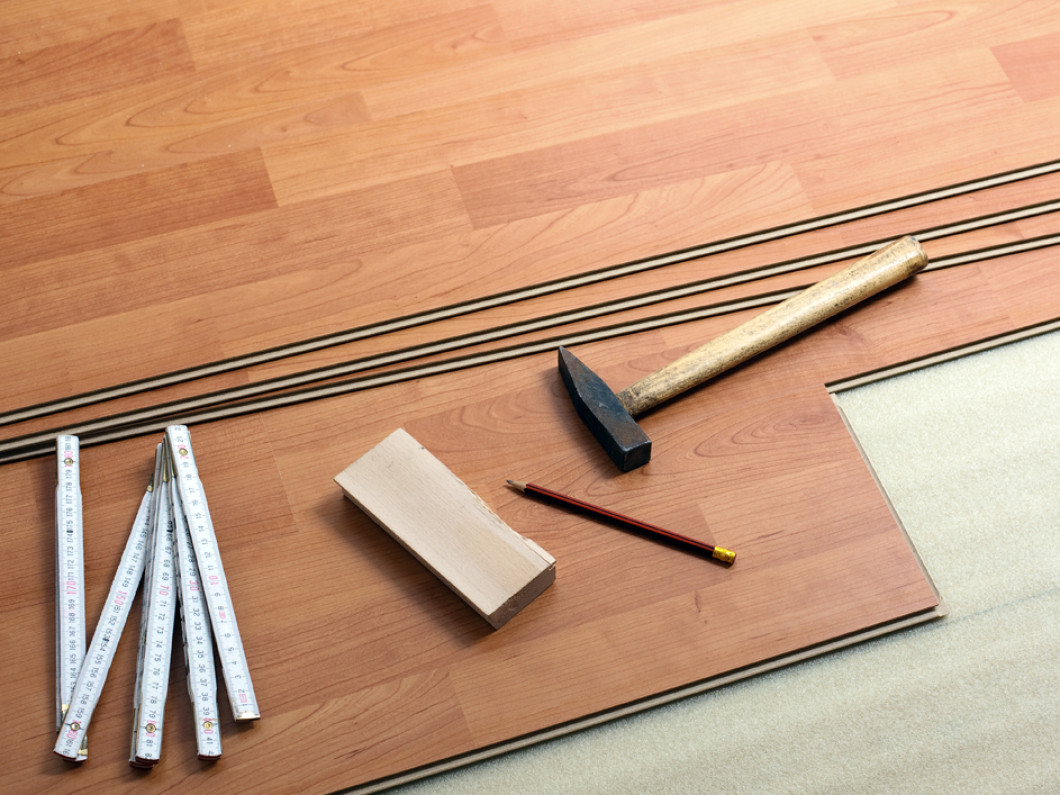 Don't take on a DIY flooring installation